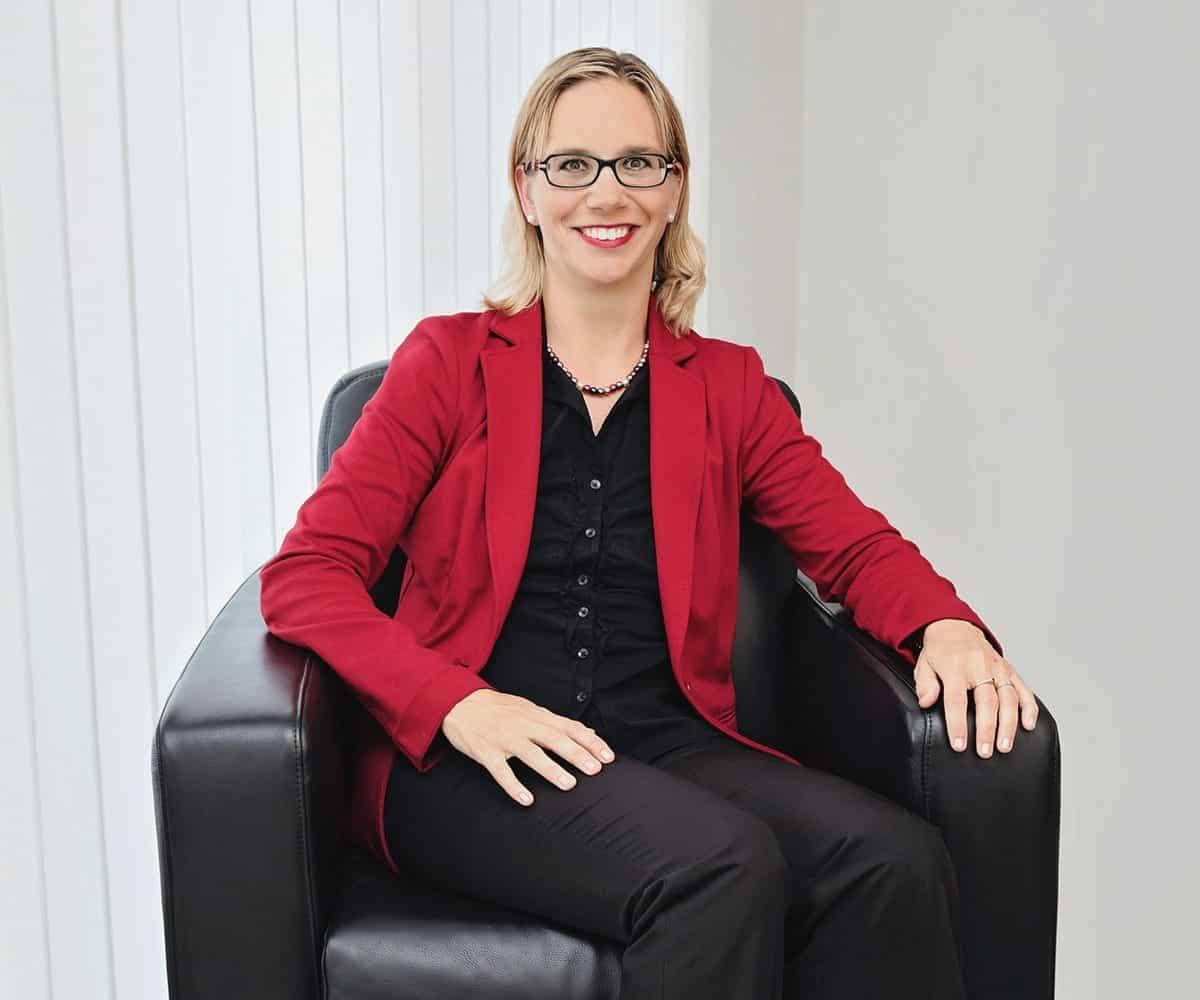 Andrea Zeugin Assistentin